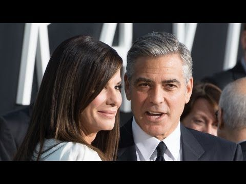 Why George Clooney Would Never Date Sandra Bullock - YouTube