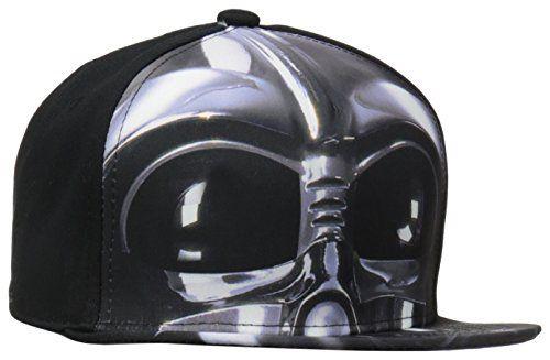 Star Wars Big Boys' Darth Vader Hat //Price: $13.3 & FREE Shipping //     #starwarsfan