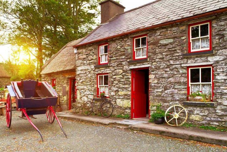 ирландский коттедж