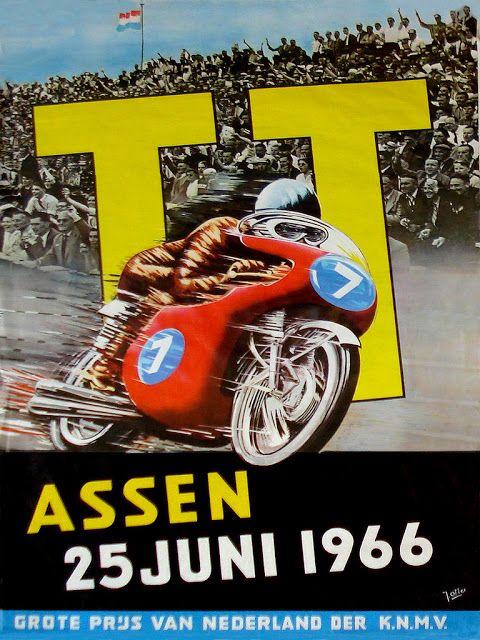 Dutch TT Assen 25-juni-1966
