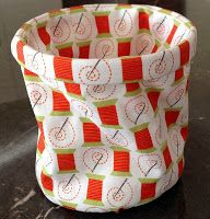 Collapsible thread catcher.  With tutorial!!