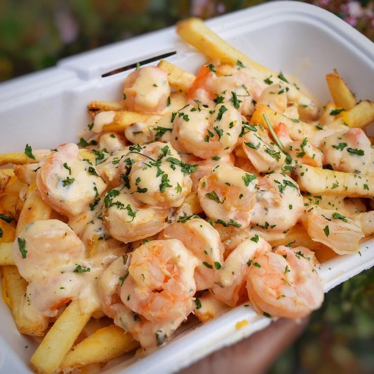 EAT-MAN — everybody-loves-to-eat: Scampi Fries
