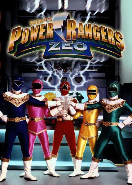 Power Rangers Zeo - Saison 1 La saison 1 de la série Power Rangers Zeo est disponible en français sur Netflix Canada Netflix France [traileraddict ...