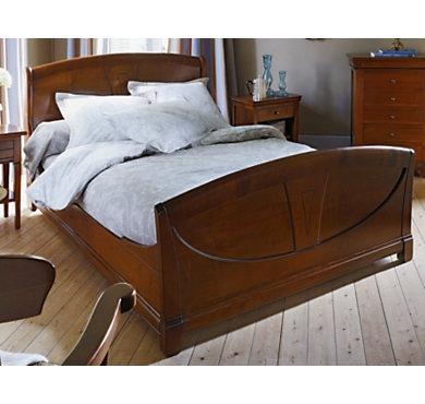 Le lit heritage fait partie des gemmes embl matiques de camif massif il donnera un style - Camif bed frame ...