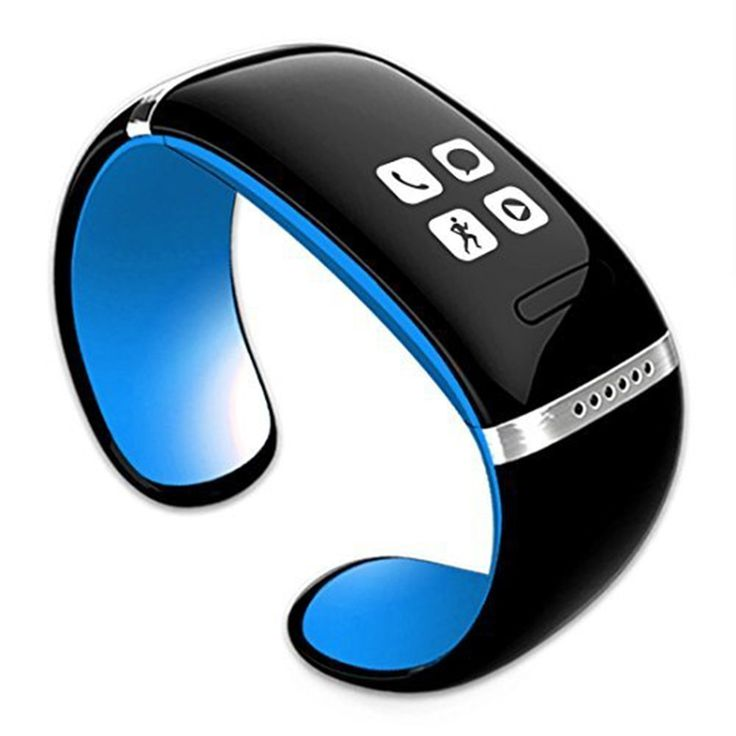 DOHAOOE L12S Blue Bluetooth Smart Bracelet Wristwatch for Iphone and Android Phones. 1.Multi medias for playing music and sound recording. Hourly chime function. 2.Steps tracking, test distance and calorie. Vibration massage for wrist. 3.Message sync with mobile phone(Only for Android System). Phone book and call reminder. 4.With OLED display and arc capacitive touch screen. With USB port to charge through PC and mobile driver. 5.Suitable for mobile phones with Apple IOS and Android OS...