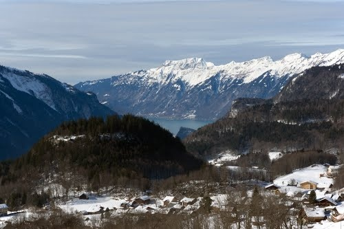 Brienzersee, Bernese Oberland