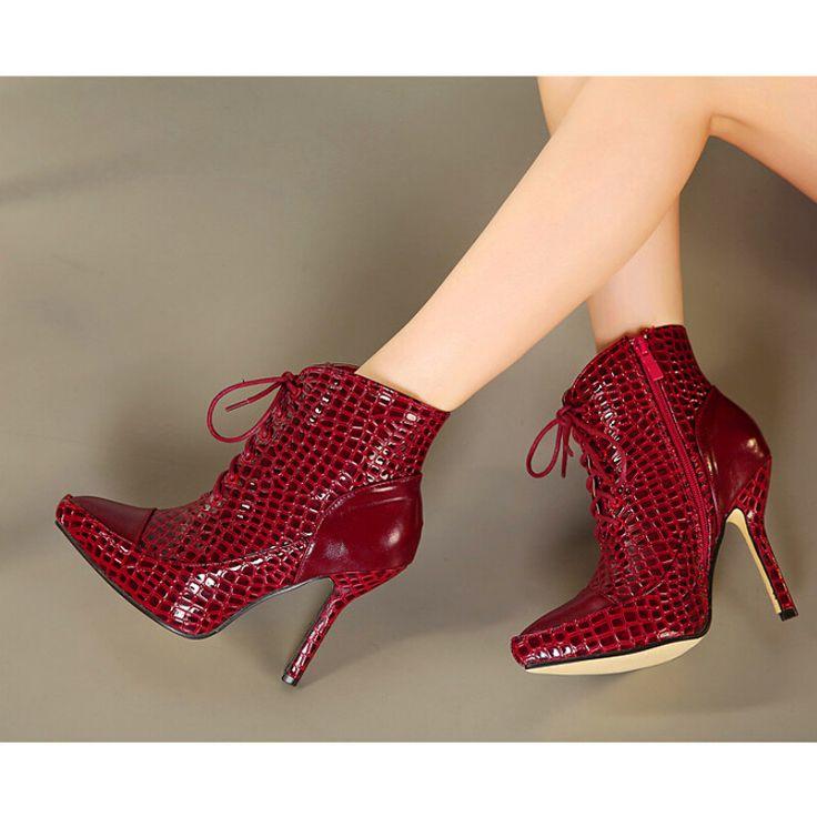 alligator boots for women