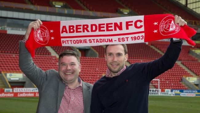 Aberdeen FC launch Scotland's first LGBT supporters group (From ...