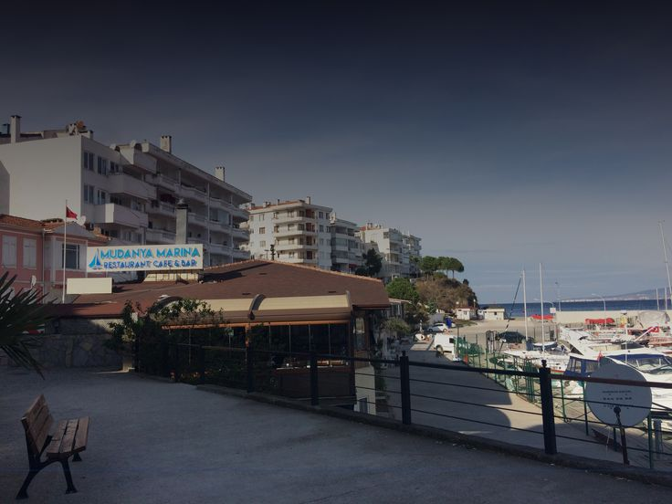 Mudanya Marina – Cafe &Bistro