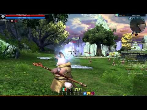 Tera Rising - gameplay 2 free to play f2p mmo game role playing