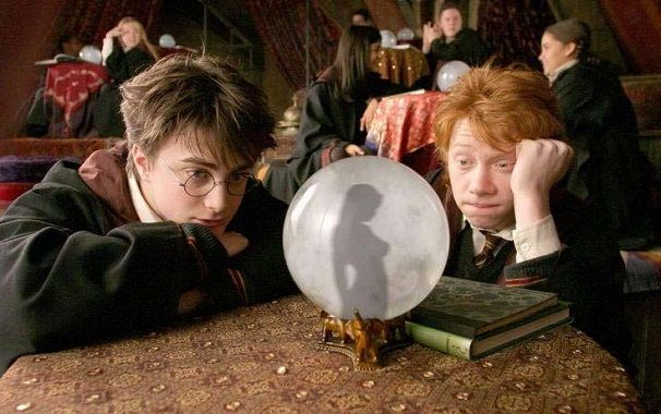 Harry Potter and The Sphere