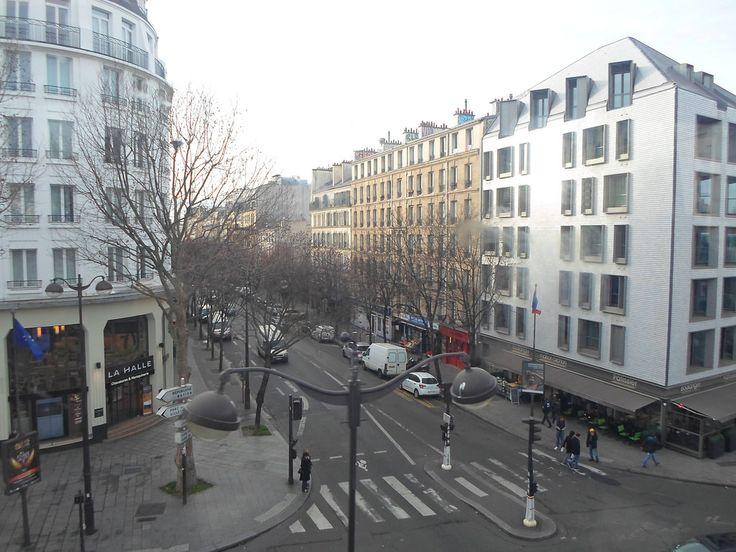 rue du faubourg saint martin hauteur de stalingrad