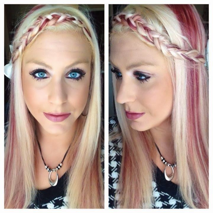Colored Platinum: 1000+ Images About Hair Styles On Pinterest