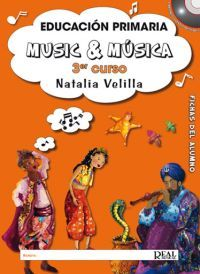 Natalia Velilla: Music & Musica, Volumen 3 - Fichas del Alumno MK18806 http://www.carisch.com/esp/producto.asp?sku=MK18806