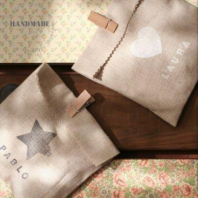 Bolsas personalizadas rellenas de caramelos de SweetCo