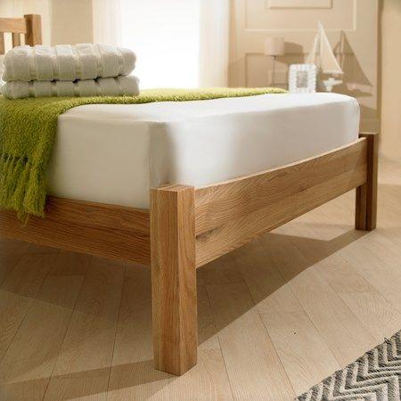 Milan Solid Oak