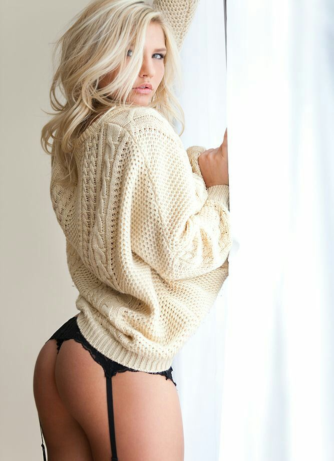 Pictures of women in sexy sweater