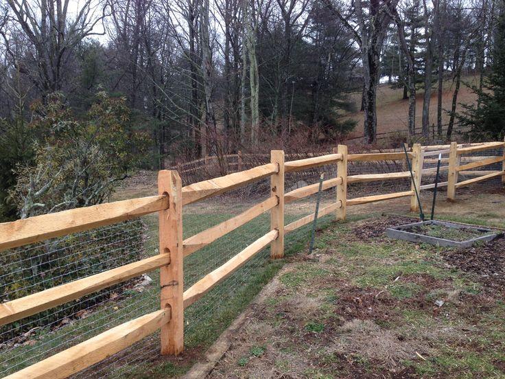 21 best Fencing images on Pinterest Fencing Split rail fence