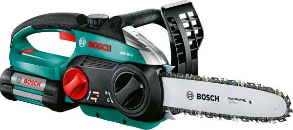 Bosch - Cordless chainsaw