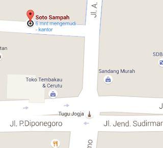 Tempat Wisata Kuliner di Yogyakarta (rekomended) Dekat Stasiun Tugu - Noyvesto - Bahas Hape Android, Kereta Api, Tempat Wisata dan Buku