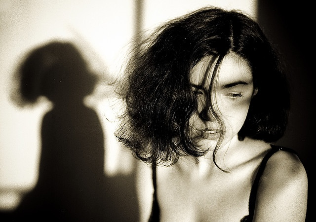 La sombra de la belleza