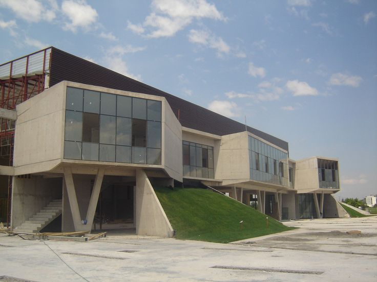 En Construcción: Centro de Eventos Puente Verde / Andreu Arquitectos + Big Arquitectos