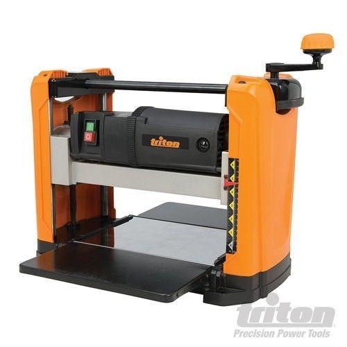 FINN – Triton TPT125 Tykkelse høvel 317mm bredde