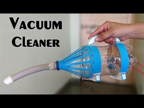Najlacnejší vysávač na svete: Takto ho vyrobíte z plastovej fľaše!