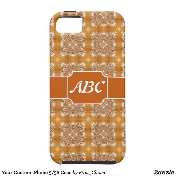 Your Custom iPhone 5/5S Case