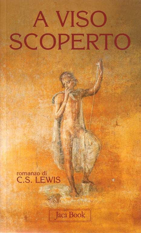 """Il romanzo è una reinterpretazione del mito di Amore e Psiche, che aveva affascinato Lewis sin dagli anni del liceo, al punto che egli stesso confessa: """"potrei dire che vi ho lavorato sopra per la..."""