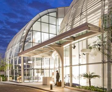 Siegbert Zanettini: Hospital Moriah, São Paulo