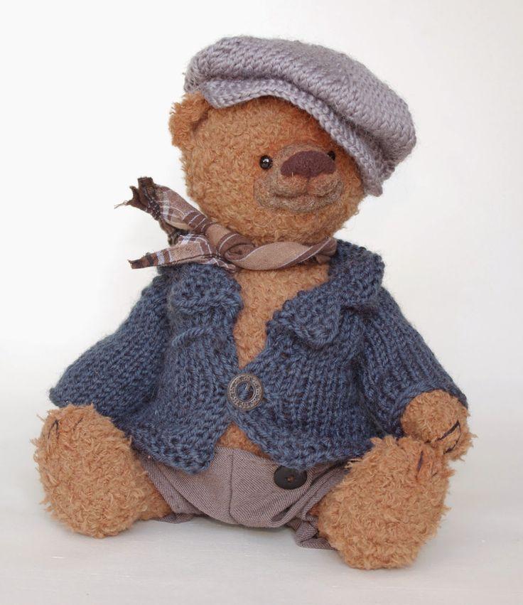 Трикотажные Teddy Bears: Семен