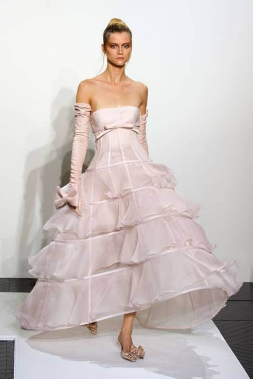 Valentino Haute Couture outfits always make my day