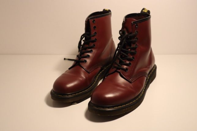 Dr Martens 1460 Lodz Srodmiescie Olx Pl Dr Martens Boots Combat Boots Boots