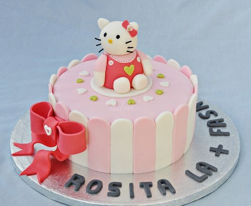Hello Kitty Cake 1 | Flickr - Photo Sharing!