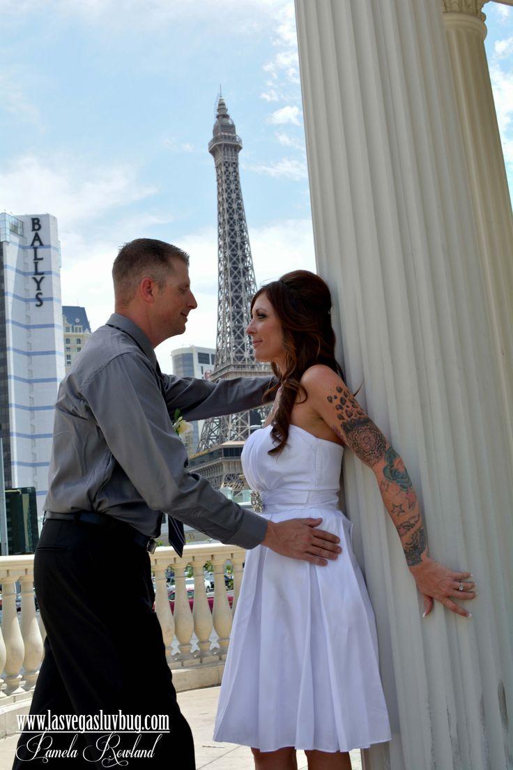 Bodas en Paris Las Vegas