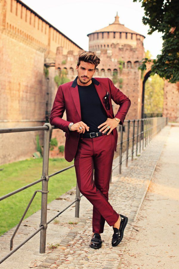 Men in Suits  I recently bought my new pair of elevator shoes which makes me feel taller and more confident! FOLLOW : Guidomaggi Shoes Pinterest MenStyle1 Facebook | MenStyle1 Instagram | MenStyle1...