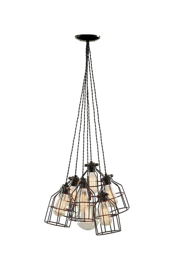 Modern Pendant Light - Restaurant Light - Lighting - Modern Chandelier - Pendant Lighting - Ceiling Lighting -  Modern Light