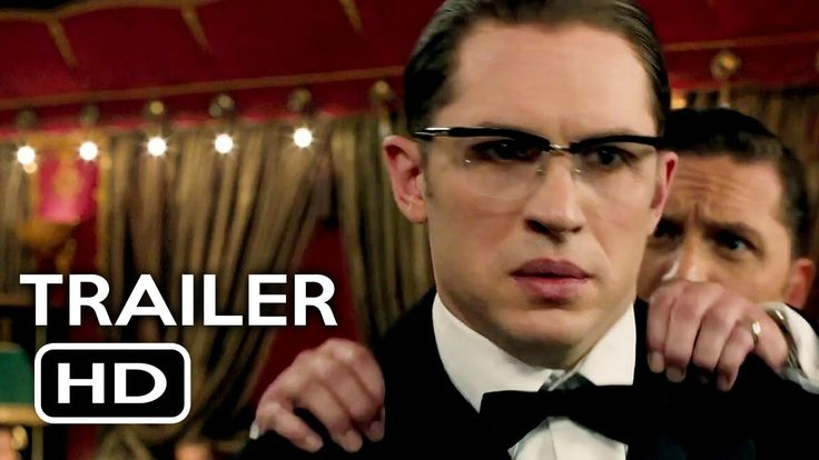 Legend Official Trailer #1 (2015) Tom Hardy, Emily Browning Crime Thrill...<------ I hope my Tommy gets some awards season love this year. The boy can act!