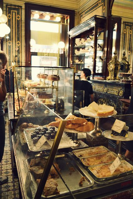 confectionery shop in vienna