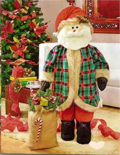 Patrón Noel Grande