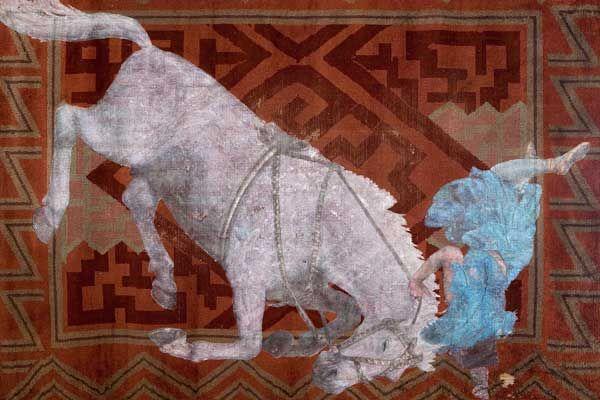 Silja Puranen Rijswijk textiel biennale 2013