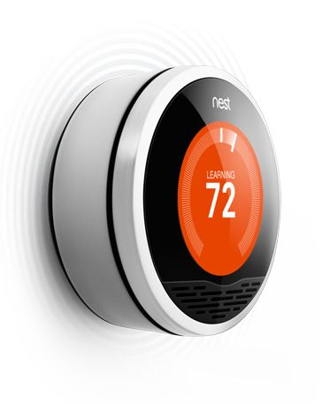 Nest - The Learning & Wirelessly Connected Thermostat