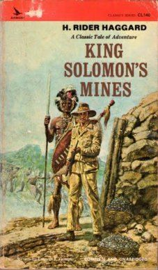 Review of King Solomon's Mines http://sideofwonder.wordpress.com/2013/07/03/king-solomons-mines/