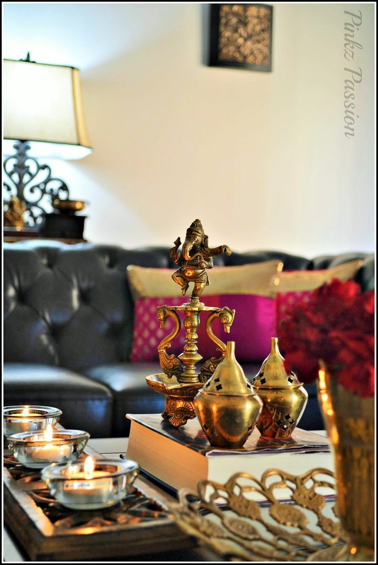 Indian Décor Inspired Br Collectibles