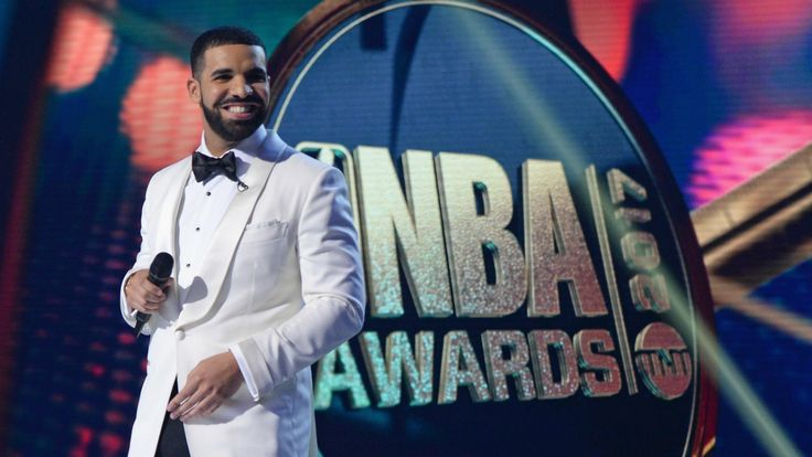10:00 PM PDT 6/26/2017  by   THR Staff       Drake hosted and Nicki Minaj performed at the inaugural awards show.  The inaugural NBA Awards aired Monday night on TNT, handing out honors to the most valuable players, rookies and moments in professional basketball. The show, hosted by Drake,...