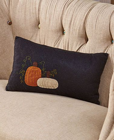 Primitive Country Halloween Pillows                                                                                                                                                     More