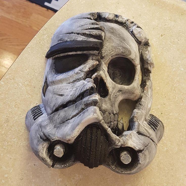 Deadtrooper : 3Dprinting