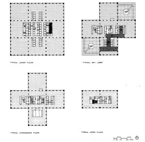 7 best images about Floor Plans on Pinterest Bruce Willis Tower