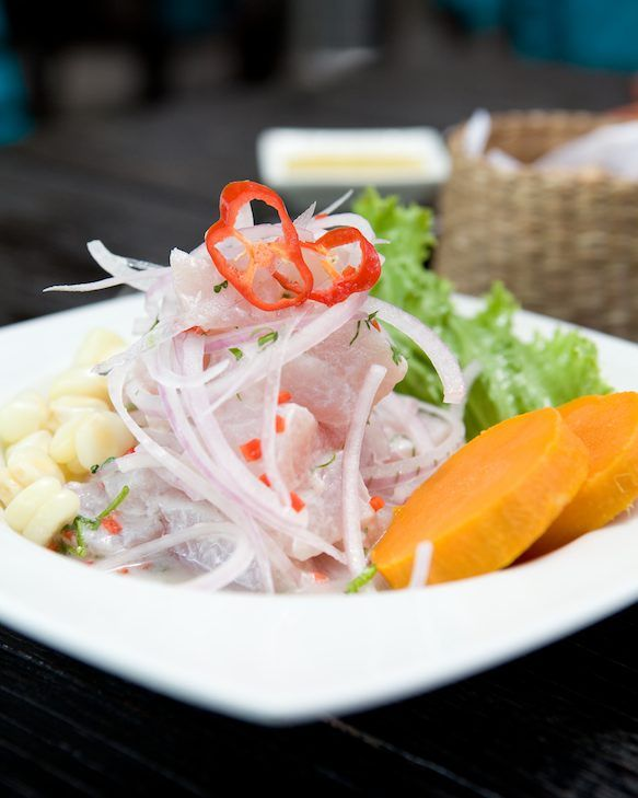 AFAR: The Lure of Lima - In its most basic form, ceviche is nothing more than chunks of marinated seafood. But in Peru, one of the countries with a solid claim to being its birthplace, this simple preparation has emerged as the most important dish of an evolving cuisine.